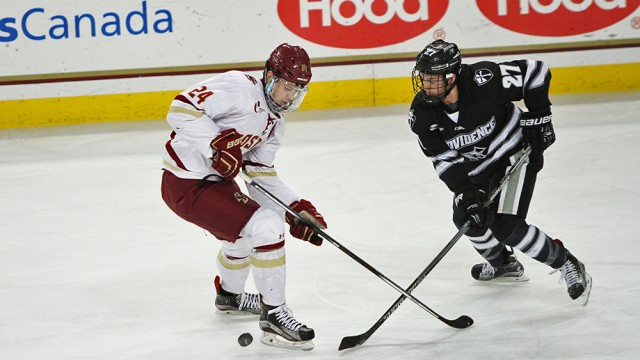 Previewing the Second Half of the Season for Men's Hockey