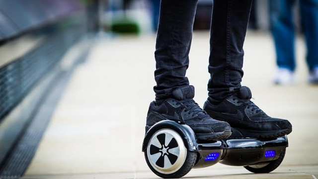 Following a National Trend, BC Bans Hoverboards