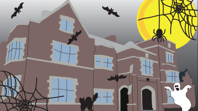 In O'Connell House, Supernatural Activity Spooks Residents