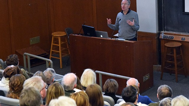 Princeton Professor, Ireland Native Speaks on Easter Rising, Irish Art