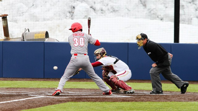All Caught Up: How Nick Sciortino Became the ACC's Best Defensive Catcher