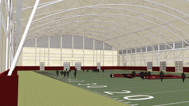New Athletic Facilities Will Increase Prestige