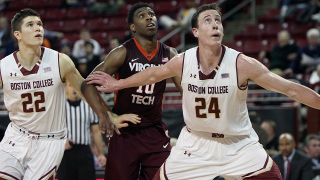 Notebook: Poor Transition Defense Plagues BC Against Hokies