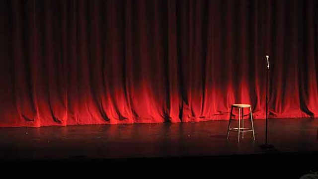 Spirited Stand-up Makes CAB's 'Night of Comedy' a Sculpted Success