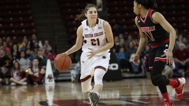 Louisville Outlasts Fourth-Quarter Rally to Defeat BC