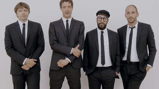 "Synchronized Ascetics and Song Harmonize in Ok Go's ""Inside Out and Upside Down"""