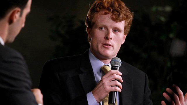 Congressman Joe Kennedy and Senator Linda Dorcena Forry Promote Hillary Clinton at BC