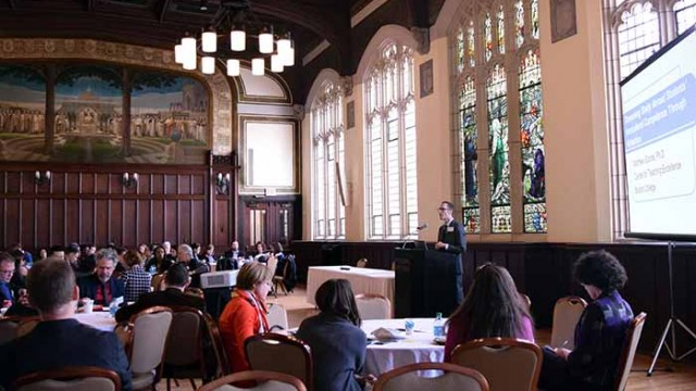 Conference Prepares Students for Studying Abroad