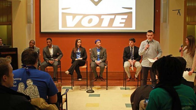 Elections Committee, Diversity Inclusion Discuss Debate Reform for UGBC Presidential Race