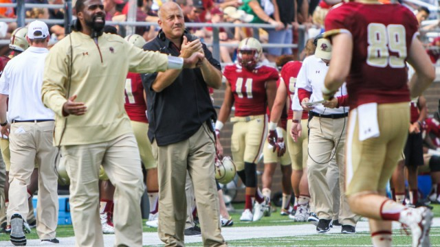 Addazio Excited About 21 New Players on National Signing Day
