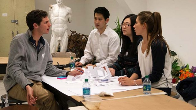 Meet @ Shea Event Works to Spark Innovation Among Students