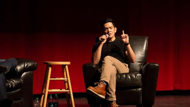'Harold and Kumar' Star John Cho Speaks on Racial Stereotyping