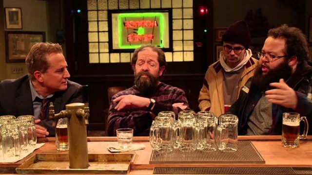 Louis C.K. Delves into Deep Conversation with Day-Drinkers in 'Horace and Pete'