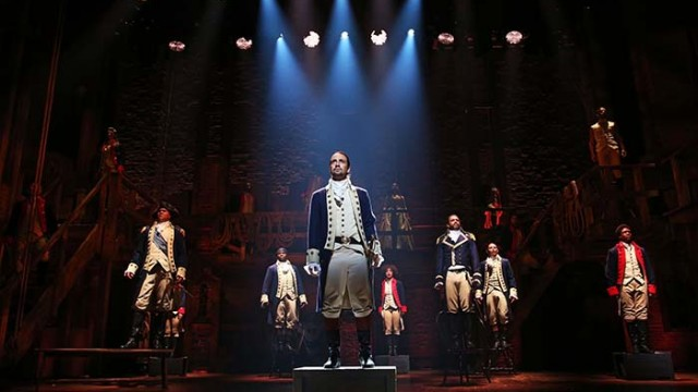 Embracing Hip-Hop History with Broadway's 'Hamilton'