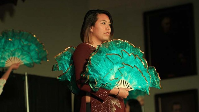 Modern and Traditional Dance Styles Come Together in SEASA Culture Show