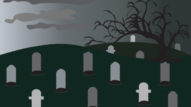 The Graveyard Shift and a Near-Death Experience on a Spring Day