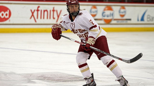 Previewing BC Women's Hockey: What to Expect in the Frozen Four
