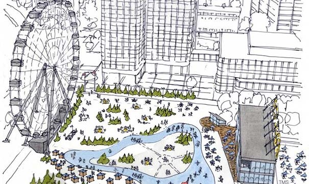 Beginning in 2016, City Hall Plaza Will See a Major Redevelopment