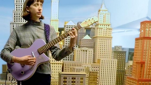 """Weaves Weaves """"One More,"""" Frankie Cosmos Sings """"On the Lips,"""" and More in Singles This Week"""