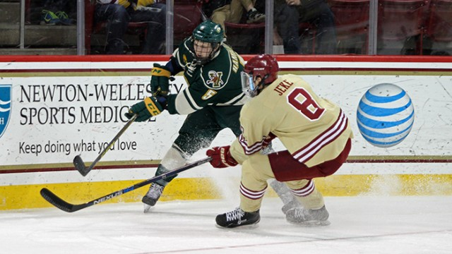 Vermont Forces Game Three in Hockey East Quarterfinals