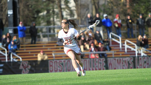 Lacrosse Gets Back to Winning Ways Against Navy