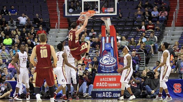 Men's Basketball Eliminated From ACC Tournament by Florida State