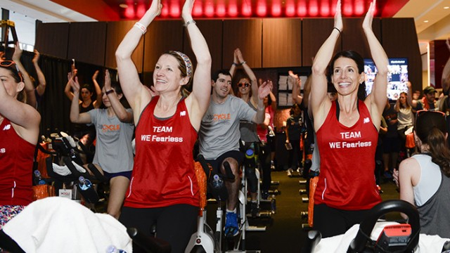 Cycle for Survival Raises Millions for Rare Cancer Research