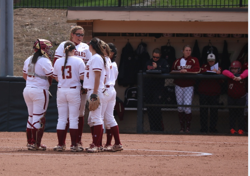 Seventh-Inning Rally Not Enough For Eagles at Providence