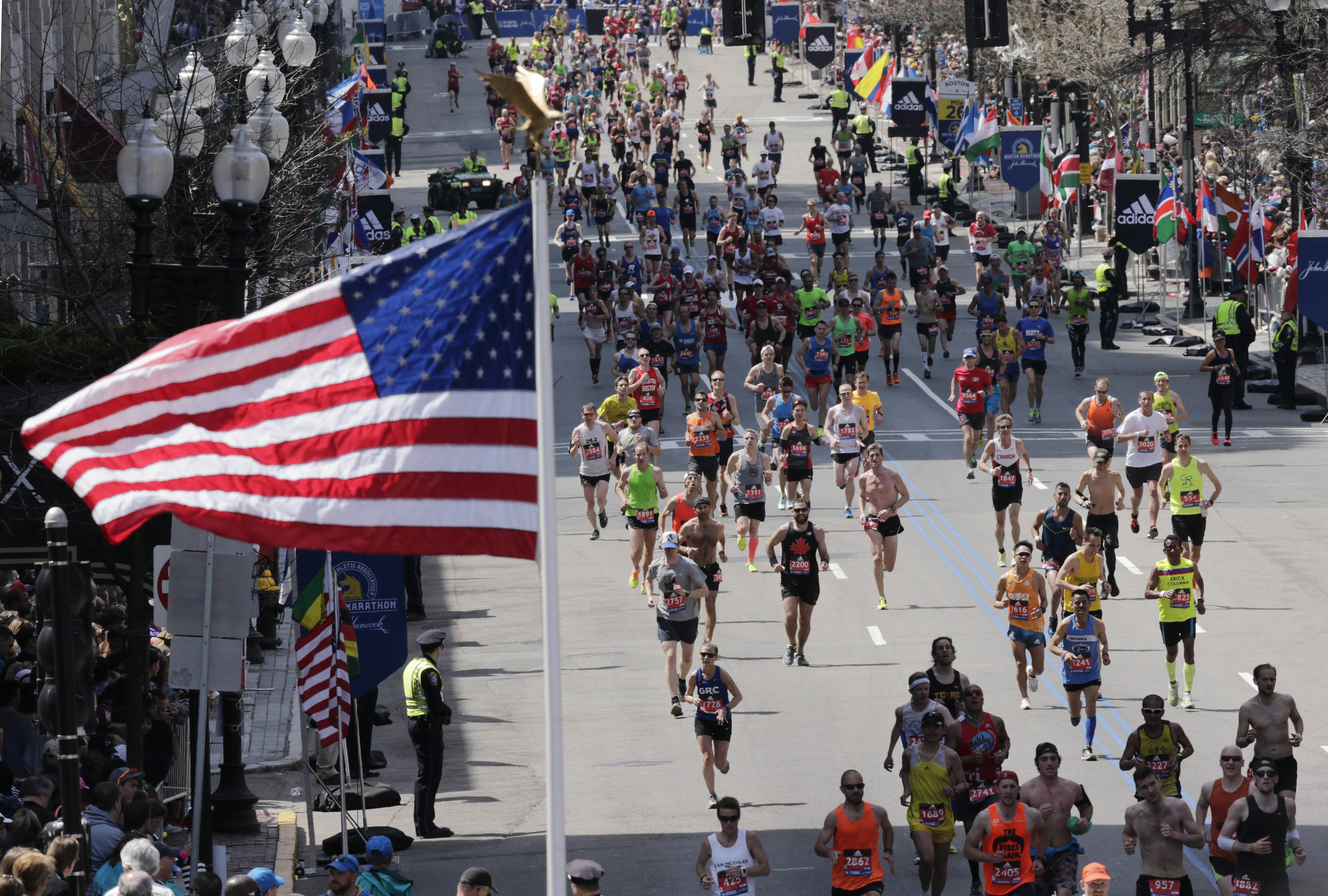 Boston Marathon Scheduled for October 2021