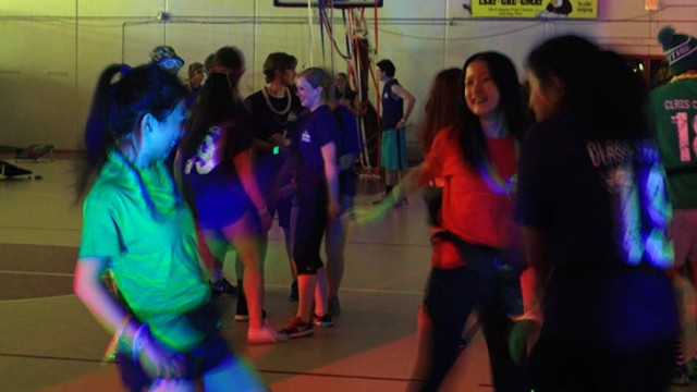 BC Dance Marathon Draws 200 Students, Raises $17k for Children's Hospital