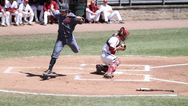 Funkhouser, Louisville Silence BC Bats for Series Finale Win