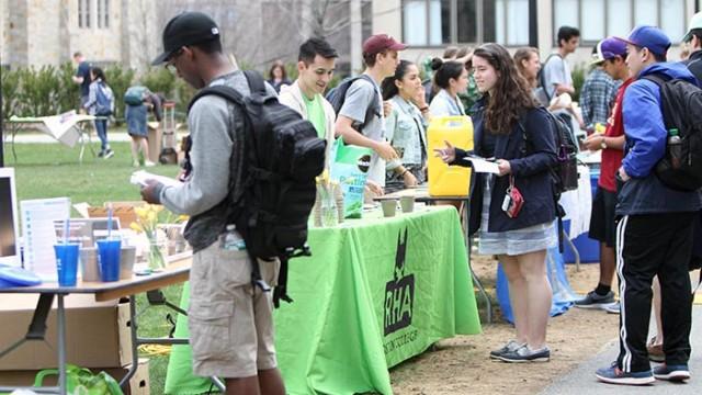 UGBC Hosts Second Annual Earth Day Fair