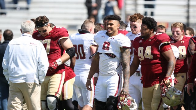 There is Still Cause for Concern with BC Football
