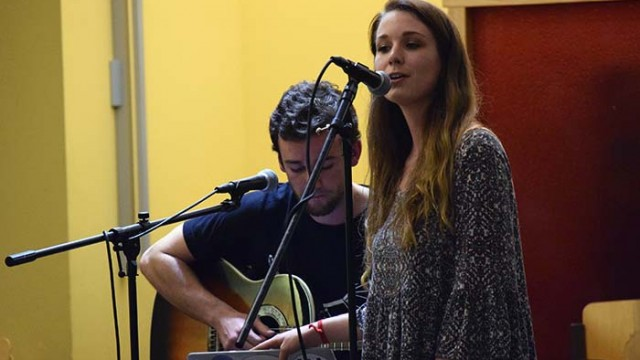 Open Mic Night Opens the Stage for Seasoned and New Voices