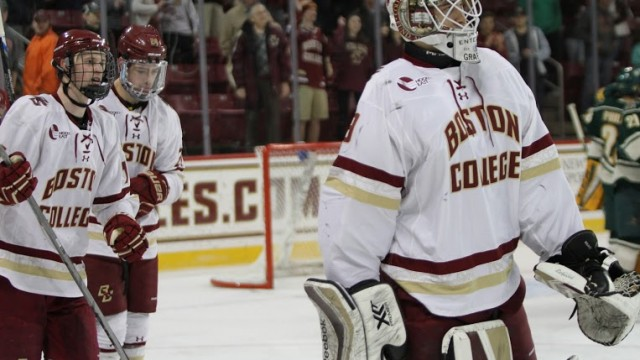 Previewing BC Hockey: What to Expect in the Frozen Four