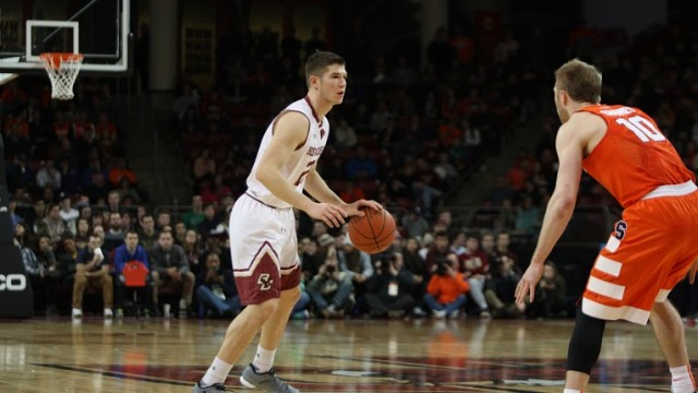Freshman Guard Matt Milon to Transfer