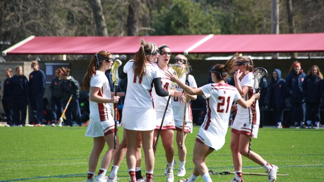 Lacrosse Can't Overcome Cavaliers in Close Game