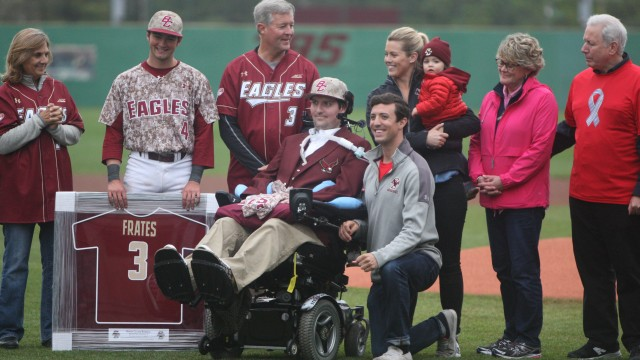After Honoring Frates, Birdball Steals Series Win From Wake Forest