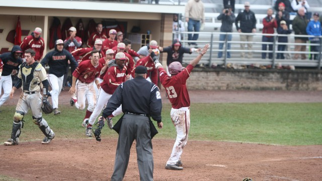 Birdball Walks Off Past Wake Forest in ALS Awareness Game