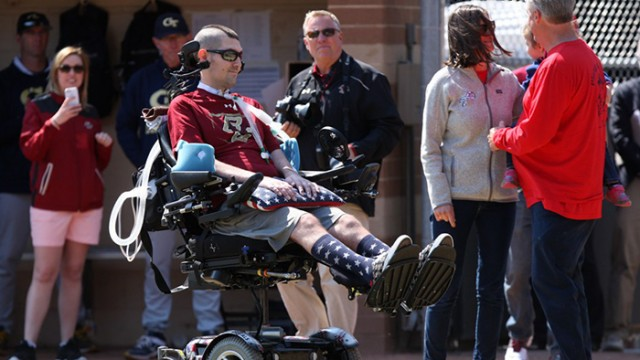 Birdball To Retire Pete Frates' Number