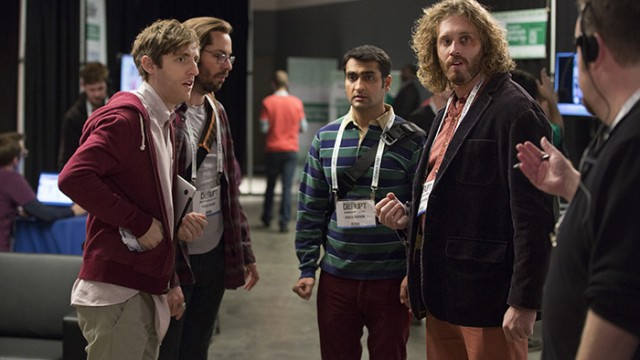 Failure Fuels Comedy in Tech-Hunting Grounds of 'Silicon Valley'