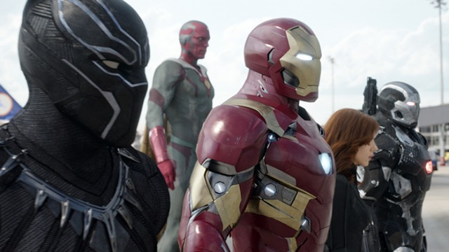 Marvel Humanizes Heroes Through Hard Choices in 'Civil War'