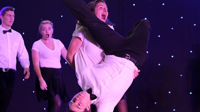 Spotlights Shine on the Underdogs in 'Dance Showcase'