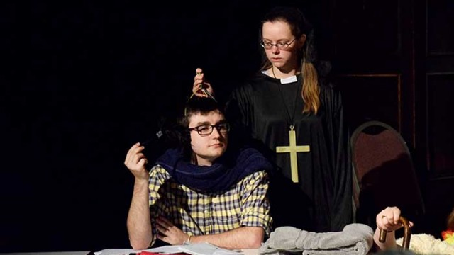 Nefarious Nuns Wield More than a Ruler in CCE's 'Murder Mystery'