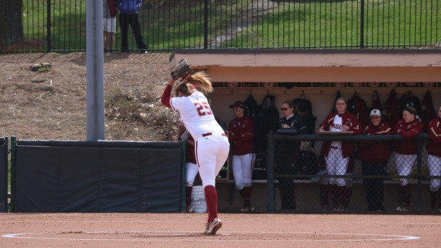 Softball Completes Weekend Sweep of Syracuse