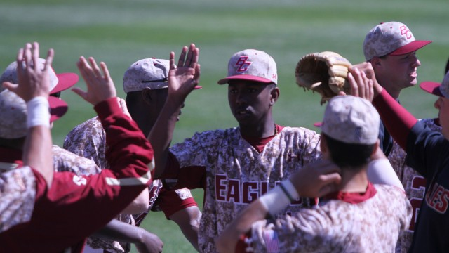 Dunn, Bullpen Shut Down Hokies in Game Two