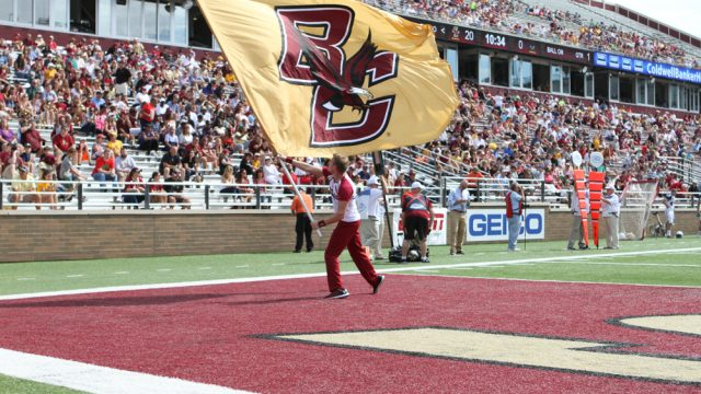 A Year in Boston College Athletics, 2015-16