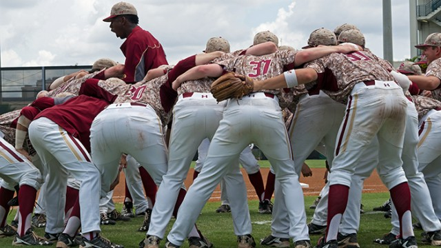 Behind King and Bigras, Birdball Battles Back to Take Game Two of Super Regional
