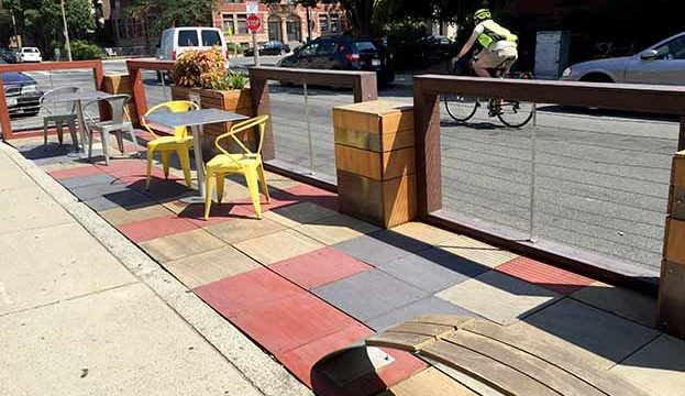 Parklets: It's Time to Share Your Space
