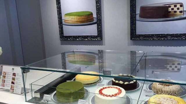 Let Them Eat Cake: Lady M Brings Elegance to Newbury Street